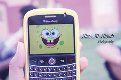 BlackBrry  (She5 Al Shbab ) Tags: black berry blackberry bob bold  spong      g