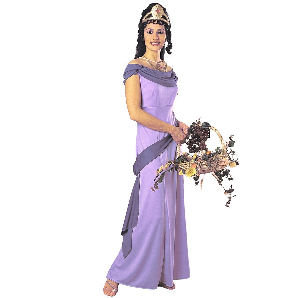 Grecian Princess Adult Costume