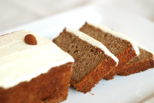kõrvitsakeeks/sweet and spicy pumpkin bread