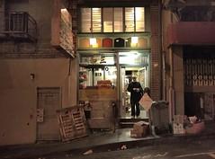 Sam Wo, San Francisco (Dave Glass . foto) Tags: sanfrancisco california chinatown nightshot chopsuey chineserestaurant chinatownsanfrancisco sfchinatown samwo samwos samworestaurant