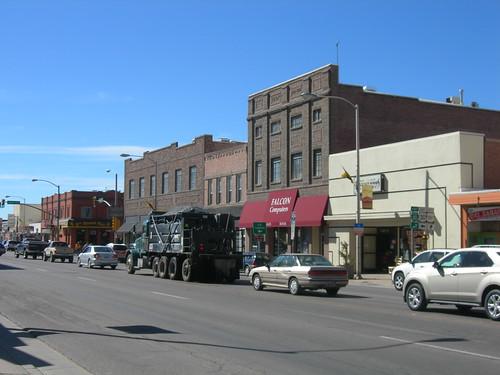 Laramie (WY) United States  city photos gallery : United States / Wyoming / Laramie / Downtown Laramie