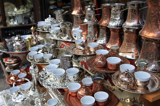 Coffee sets - Sarajevo, Bosnia