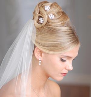 penteado de noiva 2011 fotos