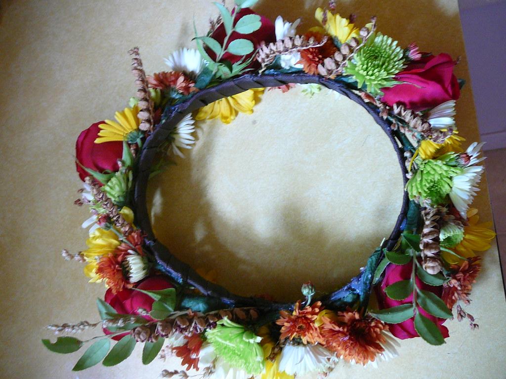 Deb's wreath