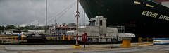 Panorama -  Miraflores Locks on the Panama Canal 6 (Ben Beiske) Tags: panorama capital panoramic stitched