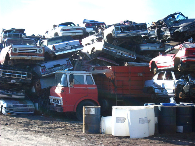 old cars car truck body cab over rusty international trucks junkyard scrapyard gmc crushed lethbridge toyotacelica toyotacorolla pontiacgrandprix plymouthsundance gmccaboverbodytruck