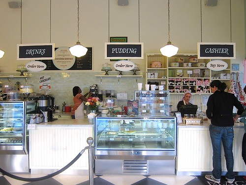 magnolia counter