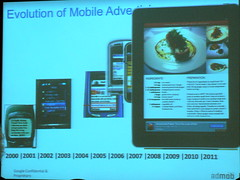 Mobile Web Africa 2010, Johannesburg, South Africa