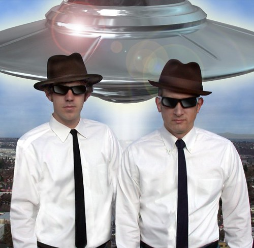 October 12: PLANET EDEN Musical Comedy @ Broadway Rose Theater | Texas Vortex For The Arrival Of UFOs