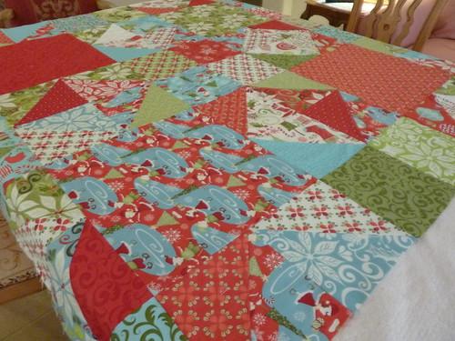 kate spain 12 days christmas pattern