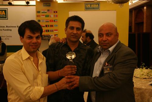 addon entertainment got best pr company award in delhi