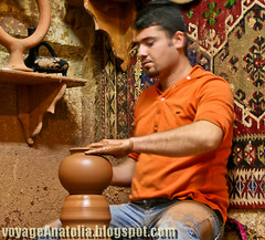 Pottery Making at Cappadocia