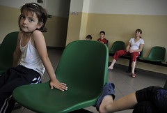 Biala Podlaska Reception Centre (UNHCR Central Europe) Tags: family children poland polska reception asylum unhcr centraleurope chechen asylumseeker bialapodlaska receptioncentre europierodkowej unhcrpoland