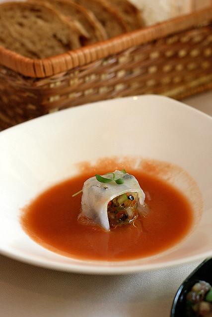 Gazpacho Andaluz - by Bodega Y Tapas