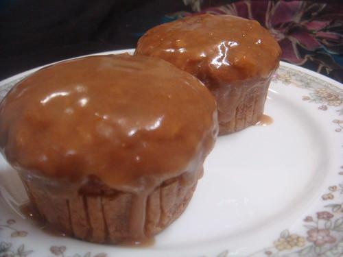 Pumpkin Cupcakes from Martha Stewart's Cupcakes