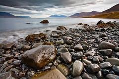 Eyjafjrur 'Sunrise' (chris lazzery) Tags: morning beach sunrise iceland 5d fjord akureyri eyjafjrur canonef1740mmf4l leefilters