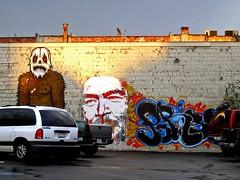 Downtown San Diego graffiti (carpingdiem) Tags: sandiego