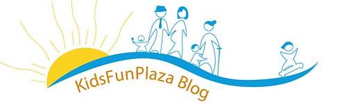 KidsFunPlaza Blog Logo