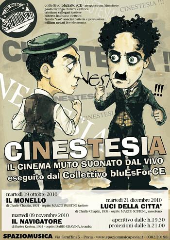 Cinestesia: ottobre-dicembre 2010