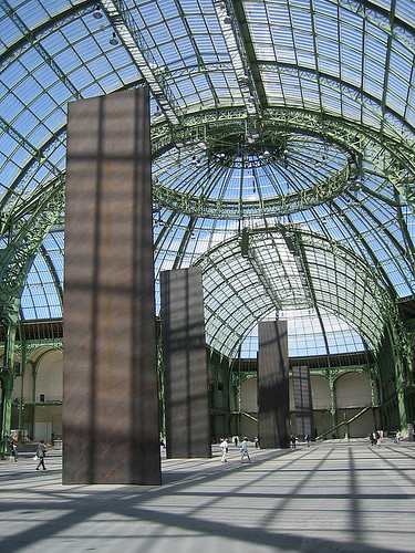 Richard Serra, Grand Palais, Paris 2006 - 2