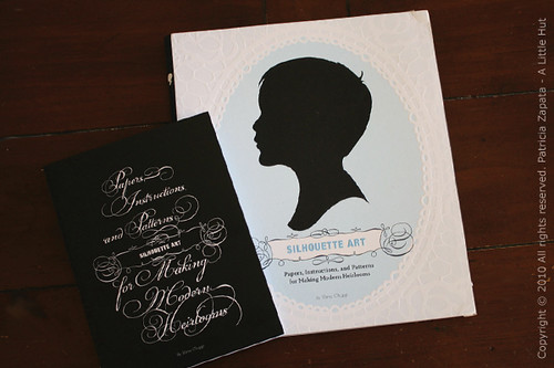 book review: silhouette art