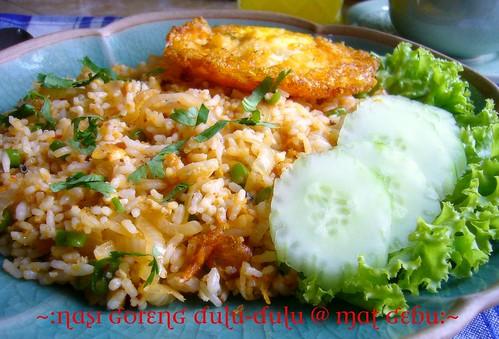 Nasi Goreng Dulu-Dulu