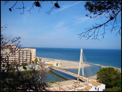 Vista Puente de la Armada Española
