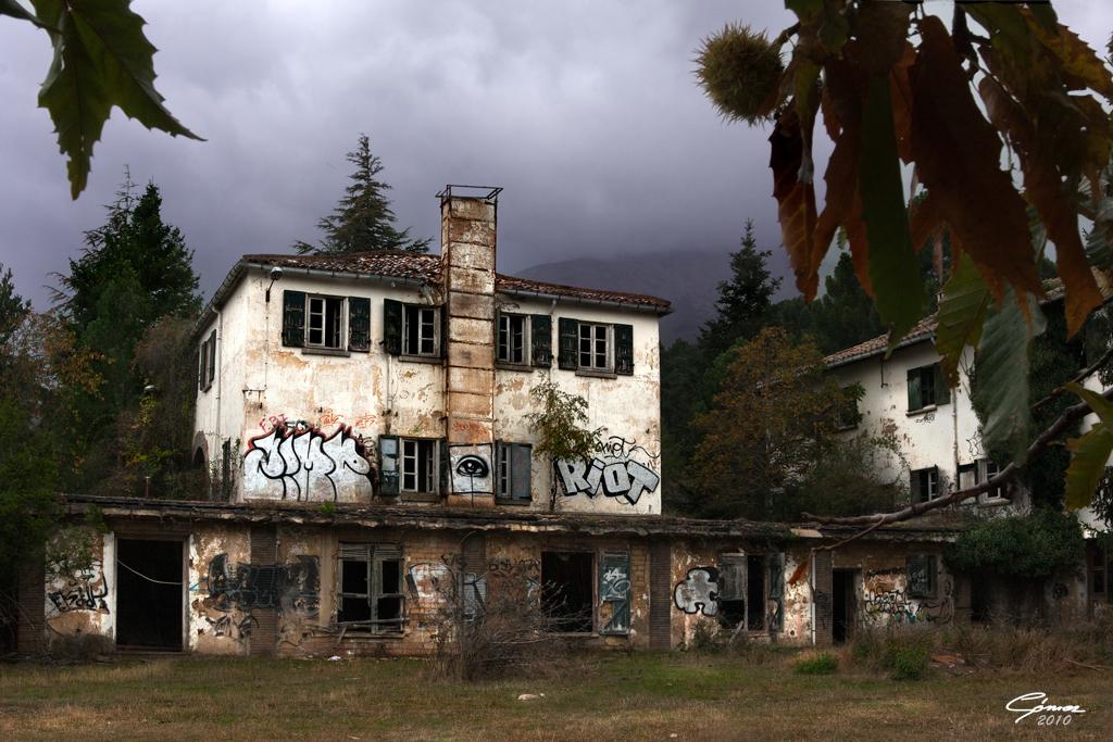 Sanatorio de Agramonte del Moncayo