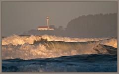 High Surf at Cox's Bay (TT_MAC) Tags: lighthouse beach surf waves pacific vancouverisland legacy tqm tofinobc coxsbay pastfeaturedwinner