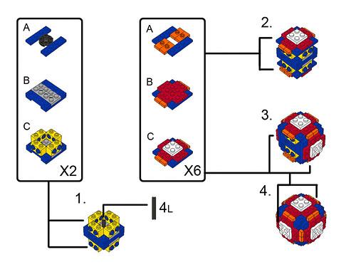 Flickriver Random Photos From Lego Tablescraps Pool