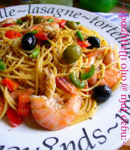 Spaghetti Olio