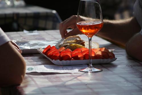 Speckfest in Santa Maddalena, Alto Adige