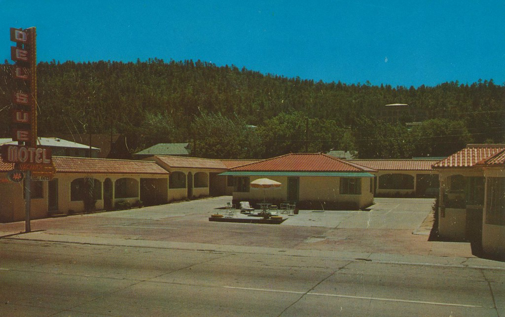 Delsue Motel - Williams, Arizona