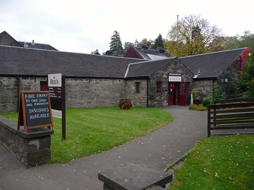 Blair Atholl Distillery, Pitlochry