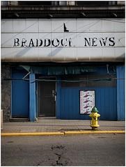 Braddock News (by: Dan Buczynski, creative commons license)