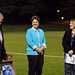 Jersey retirement ceremony for Jeane Horning