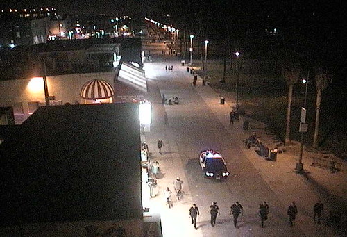 LAPD Breaks up drum circle 10-10-10