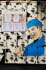 You Will See the Doctor Now (stvjackson) Tags: urban streetart graffiti nikon australia melbourne croftalley d90 nikon2470mmf28