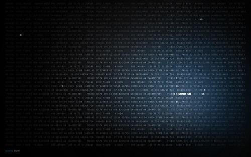 Quantum binary
