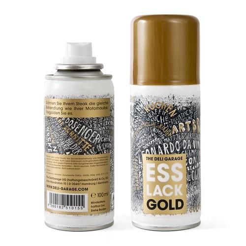spray gold zusammen