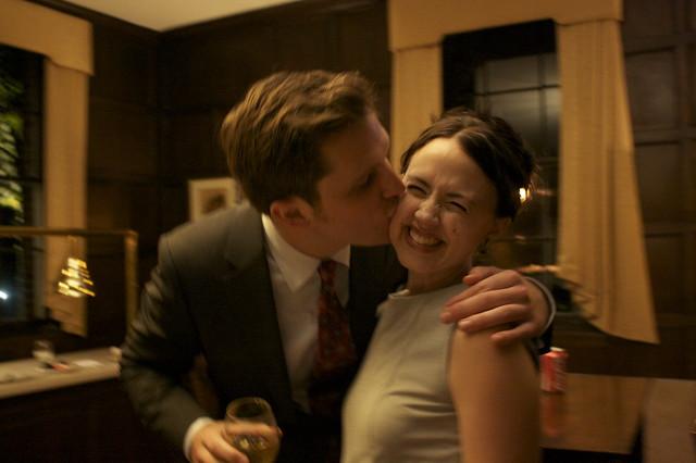 Josh and Carol