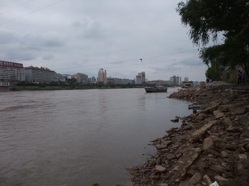 黄河@蘭州