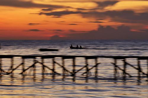Monet à Mabul Island