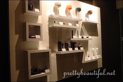Apronbay products shelf