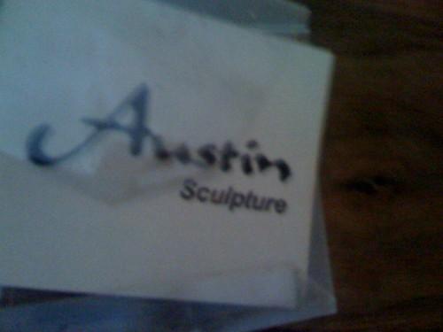 Sever Sculpture