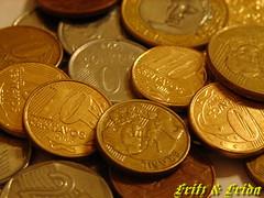 Moedas de Real - Real Coins