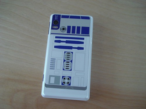 Behold the R2D2esque Back