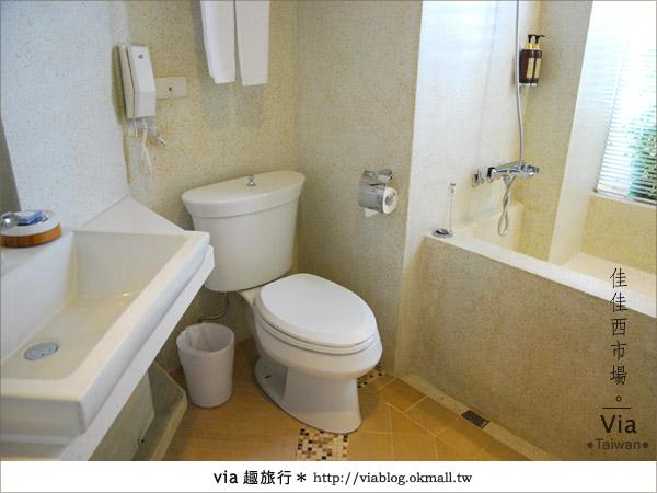 【台南住宿】佳佳西市場旅店~充滿特色的風格旅店!32
