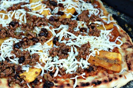 Pastelon Pizza