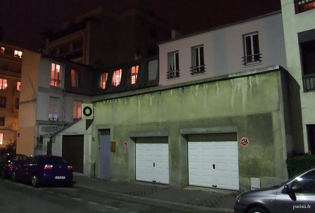 Garages, rue Ramus